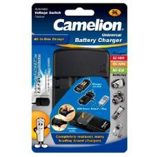 Cargador Universal LBC-312 Camelion (Espera 2 dias)