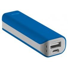 Trust Primo 2200 batería externa Azul 2200 mAh (Espera 4 dias)