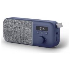 Energy Sistem Fabric Box FM Radio 3W 1200mAh Azul