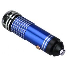 Purificador Ionizador Aire Coche Azul (Espera 2 dias)