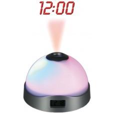 Reloj-Despertador Luz Led y Proyector (Espera 2 dias)