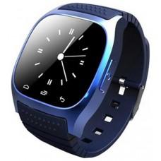 SmartWatch Sport M26 Bluetooth Azul (Espera 2 dias)
