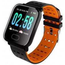 Smartwatch A6 Bluetooth Naranja (Espera 2 dias)