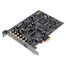 Creative Labs Sound Blaster Audigy Rx Interno 7.1 canales PCI-E (Espera 4 dias)