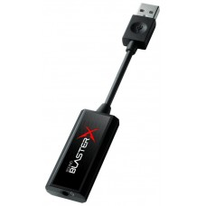 SONIDO CREATIVE SOUND BLASTERX G1 7.1 USB PC