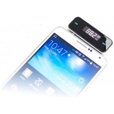 Transmisor FM Universal Smartphone (Espera 2 dias)