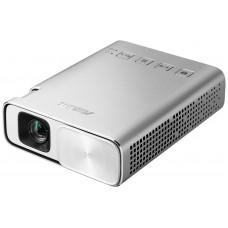 ASUS ZenBeam E1 videoproyector Proyector portátil 150 lúmenes ANSI DLP WVGA (854x480) Plata (Espera 4 dias)