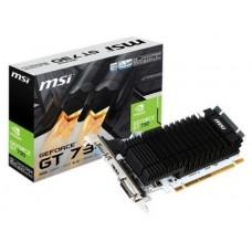 MSI N730K-2GD3H/LP tarjeta gráfica NVIDIA GeForce GT 730 2 GB GDDR3 (Espera 4 dias)