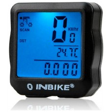 Cuentakilómetros Digital Multifunción Bicicleta Inbike IC528 (Espera 2 dias)