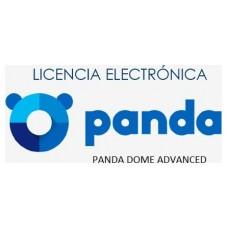 SOFTWARE ANTIVIRUS PANDA  DOME ADVANCED 3  LICENCIAS 1