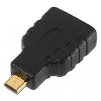 ADAPTADOR HDMI A MICRO HDMI AH-DM NEGRO AISENS