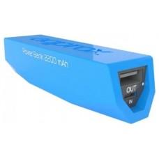POWER BANK UNIVERSAL 2200mAh BLUE APPROX (Espera 4 dias)
