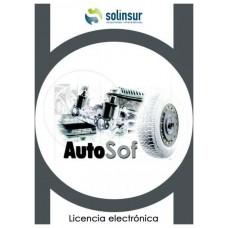 SOFTWARE AUTOSOF LICENCIA ADICIONAL ELECTRO GESTIO (Espera 4 dias)