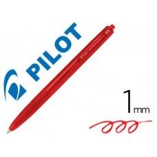 PILOT BOLIGRAFO SUPERGRIP G ROJO -12U-