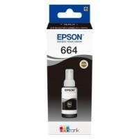 Epson EcoTank L355/L555 Bote Negro (T6641)