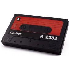 """CAJA EXTERNA 2.5"""" SATA COOLBOX SCA2533 RETRO USB 3.0 (Espera 4 dias)"""