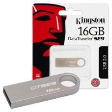 PENDRIVE KINGSTON 16GB USB2.0 DT SE9 CHAMPAGNE (Espera 4 dias)