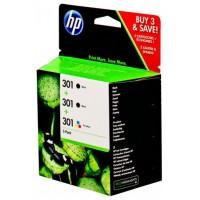 HP 301 CARTUCHO DE TINTA HP301 TRICOLOR (E5Y87EE) (Espera 4 dias)