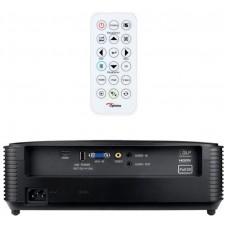 PROYECTOR OPTOMA S336 SVGA 4000L NEGRO HDMI VGA USB FULL 3D