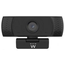 WEBCAM EWENT 1080P FHD USB C/MICROFONO (Espera 4 dias)