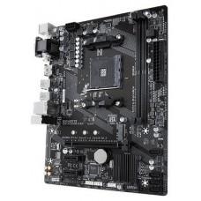 Gigabyte GA-A320M-S2H placa base Zócalo AM4 Micro ATX AMD A320 (Espera 4 dias)