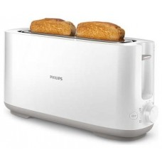 TOSTADORA PHILIPS DAILY COLLECTION HD2590 BLANCO