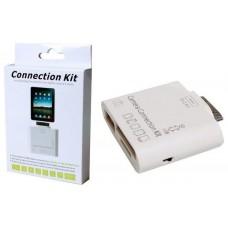 Kit Conexion Camara 5 en 1 IPAD (Espera 2 dias)