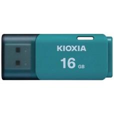PENDRIVE KIOXIA 16GB USB2.0 U202 AQUA (Espera 4 dias)