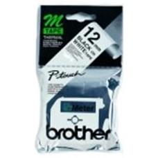 CINTA BROTHER MK-231 BL/NEGR PT 65/85/110/55 12MM