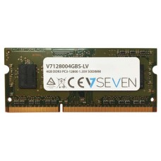 MODULO SODIMM DDR3 4GB 1600MHZ V7 CL11 NON ECC (Espera 4 dias)
