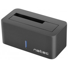 DOCKING STATION NATEC KANGAROO USB 3.0 SATA NEGRA