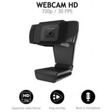 WEBCAM NILOX HD 720P CON MICROFONO ENFOQUE FIJO