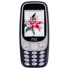 TELEFONO MOVIL ORA KIRA N2401 DUAL SIM PANTALLA 2.4