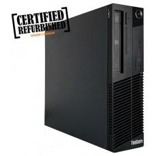 Lenovo Pc ThinkCentre M82 SFF - Intel G2020 - 4 GB -