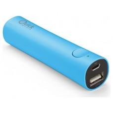 Quick Media PB26 batería externa Azul Ión de litio 2600 mAh (Espera 4 dias)