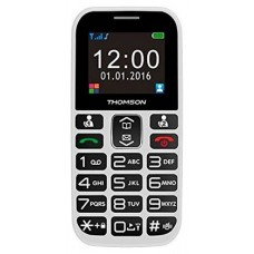 TELEFONO MOVIL THOMSON SEREA 49+ 1.8 BOTON SOS TECLAS