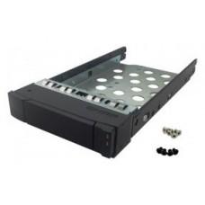 QNAP SP-ES-TRAY-LOCK panel bahía disco duro Bandeja para disco duro Negro (Espera 4 dias)