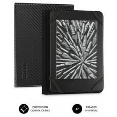 """SUBBLIM Funda Libro Electrónico Clever Ebook Case 6"""" Black (Espera 4 dias)"""