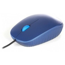 RATON  NGS USB  OPTICAL WIRED MOUSE FLAME BLUE