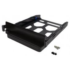 QNAP TRAY-35-NK-BLK04 panel bahía disco duro Bandeja para disco duro Negro (Espera 4 dias)