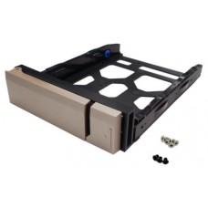 QNAP TRAY-35-NK-GLD01 panel bahía disco duro Bandeja para disco duro Negro, Oro (Espera 4 dias)