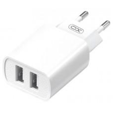 Cargador de Corriente L71 2.4A USB Blanco XO (Espera 2 dias)