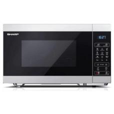 Sharp YC-MG81E-S microondas Encimera Microondas con grill 28 L 900 W Negro, Gris (Espera 4 dias)